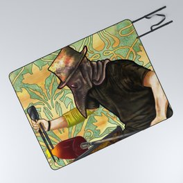 Plague Gaffer Picnic Blanket