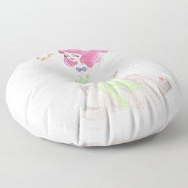 Princess 4 Floor Pillow