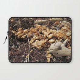 Seaweed Malibu Beach Laptop Sleeve