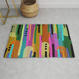 Forest of  Colors Rug