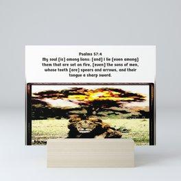 Scripture Pictures 13-02 Mini Art Print