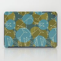 martini iPad Cases featuring Tipsy Martini by Laurie Spugnardi