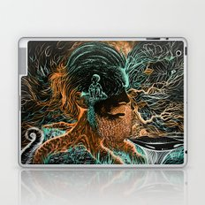 Glow Worms Laptop & iPad Skin