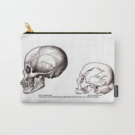 Cranial Configurations Carry-All Pouch