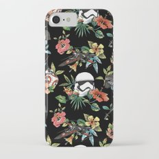 The Floral Awakens iPhone 7 Slim Case