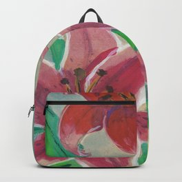 Daylillies Backpack