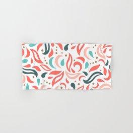 Coral Fest Hand & Bath Towel