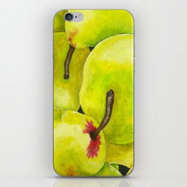 Fresh Pears iPhone Skin