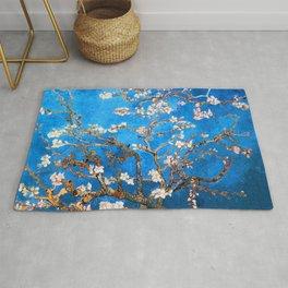 Vincent Van Gogh - Almond Blossom Rug