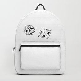 Dungeons and Dragons Dice Backpack