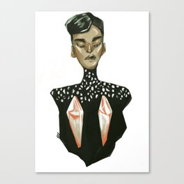 Abe Canvas Print