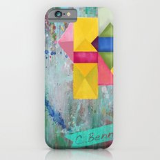 geometric dreams iPhone 6s Slim Case