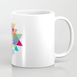 Sri Yantra triangles Coffee Mug