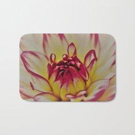 Blooming flower Bath Mat