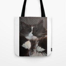 Kush Cat Tote Bag