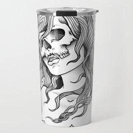 I Want Your Skull Travel Mug