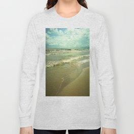 Summer on Lake Michigan Long Sleeve T-shirt