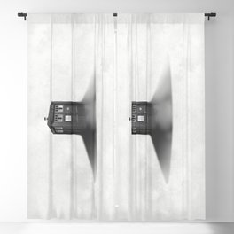 TARDIS Sound Barrier Blackout Curtain