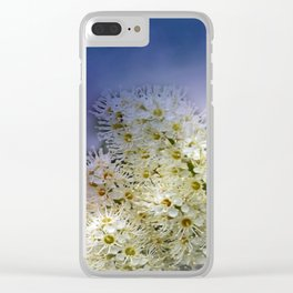 summerlight Clear iPhone Case
