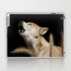 Howling to the Moon Laptop & iPad Skin