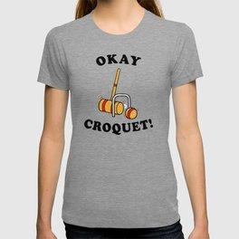 Okey Croquet T-shirt