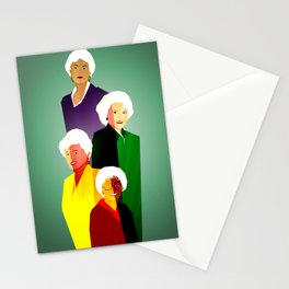 GOLDEN GIRLS  Stationery Cards
