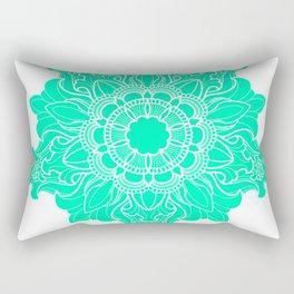 Tibetan Filigree v5 Rectangular Pillow