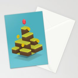 LevelUp (Overworld) Stationery Cards