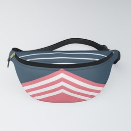 Nautical geometry 5 Fanny Pack
