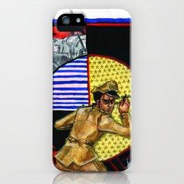 Washington Yossarian Irving iPhone Case