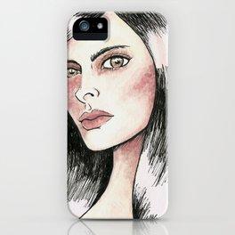 Jessica Jones iPhone Case
