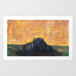 Emerge: Yemoja Art Print