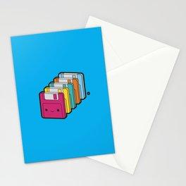 1.44MB Rainbow Stationery Cards