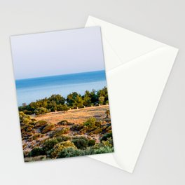 Mediteran Landscape Stationery Cards