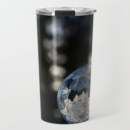 Frozen Bubble Travel Mug