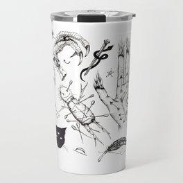 Witchcraft Flash Sheet Travel Mug