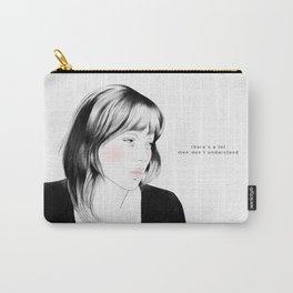 Léa Seydoux - Melancholia Serie Carry-All Pouch