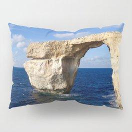 Azure Pillow Sham