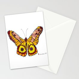 Manipura Butterfly 1 Stationery Cards