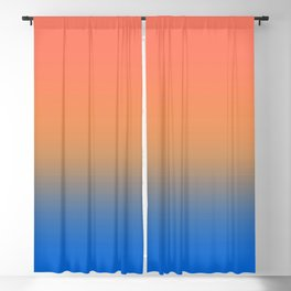 Fire in the Sky Blackout Curtain