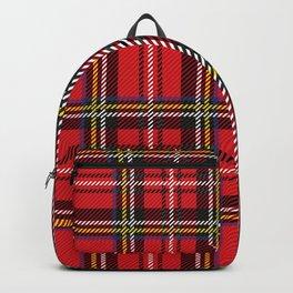red kilt Backpack