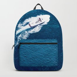 Cruising around the harbour Backpack