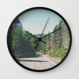 Santa Fe National Forest ... Wall Clock