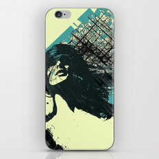 windy iPhone & iPod Skin
