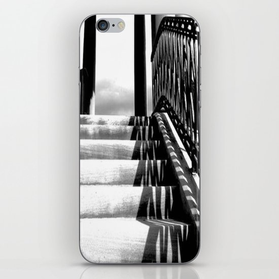 The stores are all closed iPhone & iPod Skin