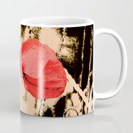Art Poppy Coffee Mug