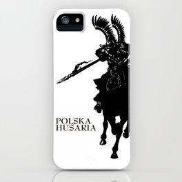 Polish Hussar iPhone Case