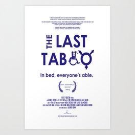 The Last Taboo Documentary   Art Print