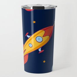 Spaceship! Travel Mug