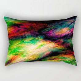 Infinite Color Rectangular Pillow